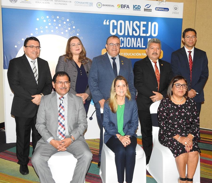 INSTITUCIONES GUBERNAMENTALES INSTALARON  CONSEJO NACIONAL DE INCLUSIÓN Y EDUCACIÓN FINANCIERA