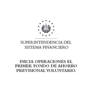Inicia operaciones el primer Fondo de Ahorro Previsional Voluntario
