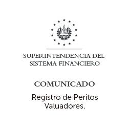 Proceso de Inscripción Peritos Valuadores – Agosto 2020