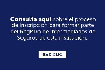 Proceso de inscripción de intermediarios de seguros