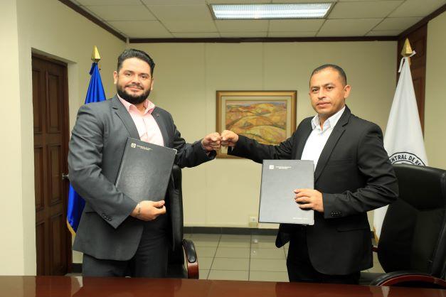 Firmamos convenio para crear la Oficina de Innovación Financiera para atención de proyectos Fintech